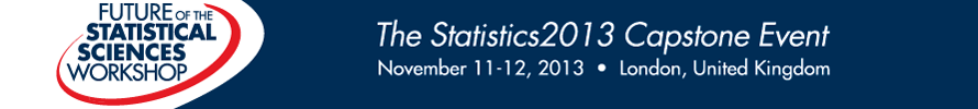 Future of the Statistical Sciences Workshop